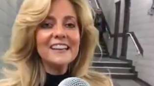 Woman goes viral for her incredible voice after singing Lady Gaga's 'Shallow' in subway station