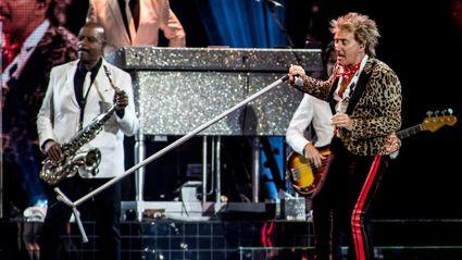 Rod Stewart announces Dunedin concert at Forsyth Barr Stadium