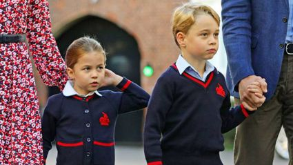 Pupils at Prince George and Princess Charlotte's school in isolation over coronavirus fears