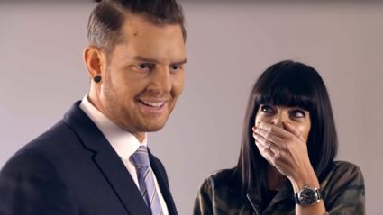 Michael Bublé goes undercover as a South African salesperson for hilarious hidden camera prank