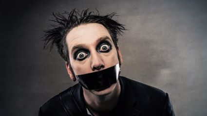 Kiwi comic Tape Face coming home to give fans the silent treatment at New Zealand Comedy Fesitval