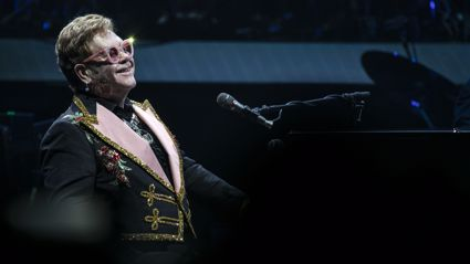 Elton John shares incredible story of a concert goer going into labour during his Australian show