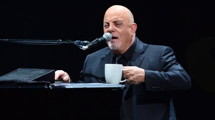 Billy Joel dares burglars to try again after they broke into his house