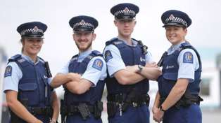 The New Zealand Police are taking FaceBook by Storm!