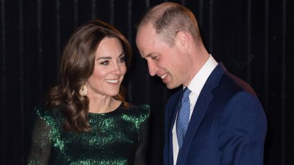 "Prince William jokes that he and Kate Middleton are ""spreading"" coronavirus"