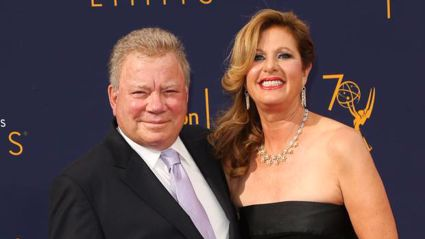 Williams Shatner requested horse sperm as part of divorce settlement