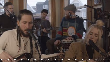Canadian singers release incredible mashup with 20 of The Beatles' biggest hits