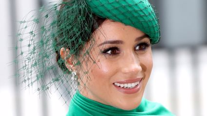 Meghan Markle wears Kiwi designer's dress at final royal appearance