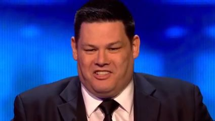 The Chase's Mark Labbett hilariously shuts down contestant following exaggerated comment