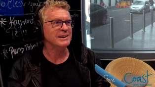 WATCH: Mel and JT interview Kiwi music Icon Don McGlashan