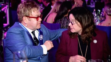 Ozzy Osbourne and Elton John finally release the music video for their beautiful duet 'Ordinary Man'