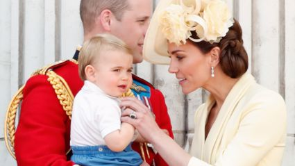 Kate Middleton reveals the classic tune that's Prince Louis favourite song