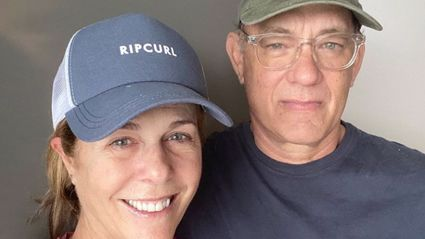 Tom Hanks gives health update after testing positive for coronavirus
