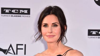 A video posted by Courteney Cox showcases her daughter's talents. Photo / Getty Images