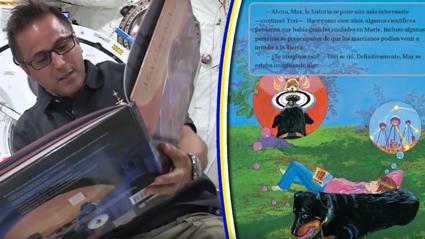 Image via Global Space Education Foundation/YouTube