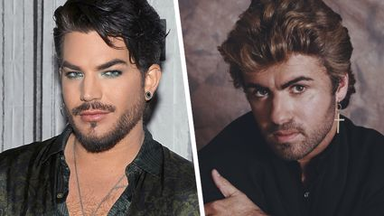 Adam Lambert reveals he wants to play George Michael in a biopic