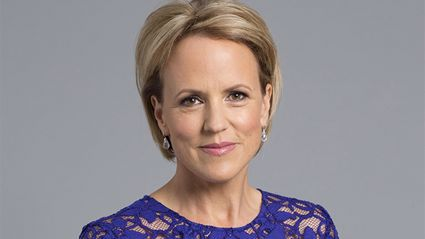 "Hilary Barry stuns fans with glamorous ""Formal Friday"" outfit"