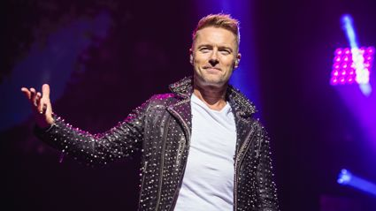 Ronan Keating has become a father for the fifth time!