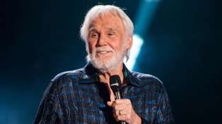 Kenny Rogers' haunting final recording 'Goodbye' has been released