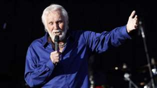 One of Kenny Rogers' last recordings, released ...