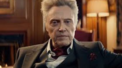 Happy 77th birthday Christopher Walken!