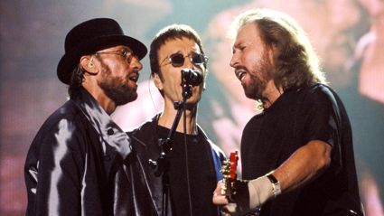 Pre-fame Bee Gees perform harmonious cover of Bob Dylan's iconic 'Blowin' In The Wind'