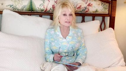 Dolly Parton will read bedtime stories to your children every week