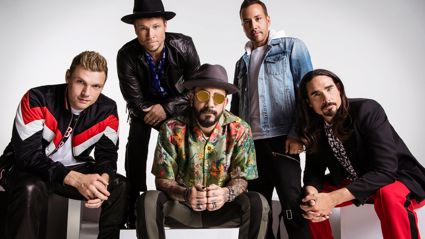 They've Still got it! The Backstreet Boys perform an isolation concert to remember!