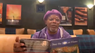 Samuel L. Jackson Has A Message for Everyone: Stay the F--k at Home!