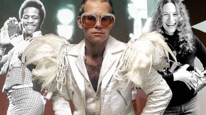 Elton John, Carole King, Marving Gaye and More!