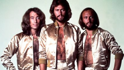 The Bee Gees announce an official 'Saturday Night Fever' listening party this weekend!