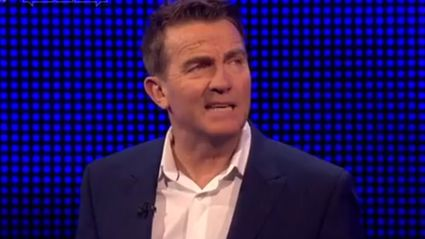"The Chase's Bradley Walsh hilariously dances off set after ""The Beast"" makes awkward comment"