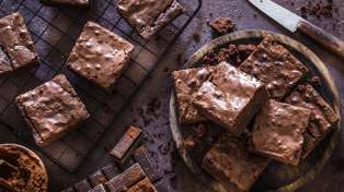 "Nigella Lawson shares her recipe for Decadent Emergency Brownies that will ""melt in your mouth"""