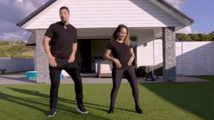 Kiwi boxer Joseph Parker hilariously channels John Travolta in 'You're The One That I Want' video