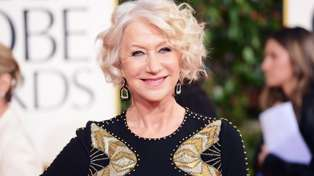 Helen Mirren calls on schools to make gardening part of the curriculum