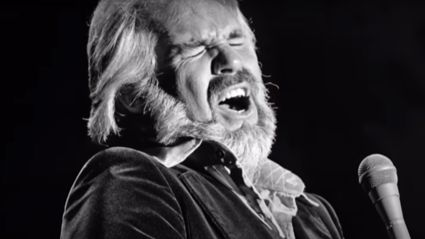 Kenny Rogers' haunting final recording 'Goodbye' gets music video featuring unseen photos of him