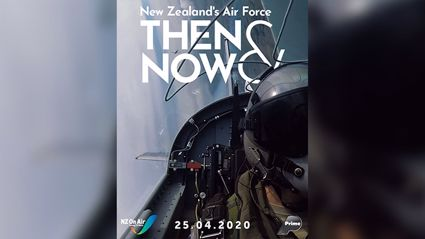 "Jase chats with Jude Dobson ahead of ""New Zealand's Air Force - Then & Now"""