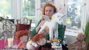 You can now fall asleep to a bed time story from the Duchess of York. How relaxing!