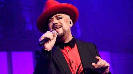 Boy George has released a surprise new single titled 'Isolation' and it is a total banger!