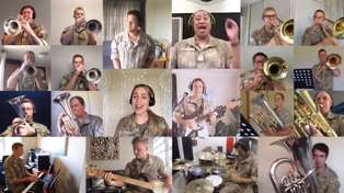 New Zealand Army Band stuns again with virtual cover of Stevie Wonder's 'Signed, Sealed, Delivered I'm Yours'