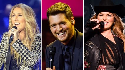 Céline Dion, Michael Bublé, Shania Twain, Bryan Adams and more are uniting for a TV special