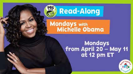 Fall Asleep to the Soothing Voice of Michelle Obama reading You a Bedtime Story