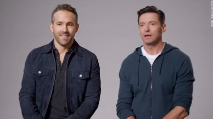 Ryan Reynolds and Hugh Jackman End Their Long Lasting Feud in a Hilarious Video