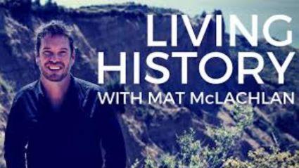 ANZAC Day War Historian Mat McLachlan