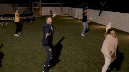Kiwi boxer Joseph Parker recreates Rocky Horror's 'Time Warp' in hilarious new video