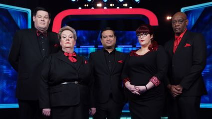 We've just another glimpse at The Chase's new spin-off show following its launch this week