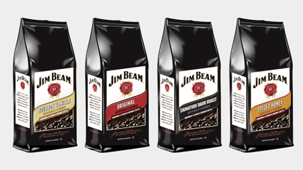 Jim Beam branded coffee exists and we really need some