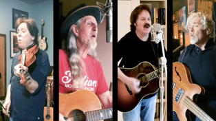 WATCH: The Doobie Brothers perform 'Black Water' from their isolation bubbles