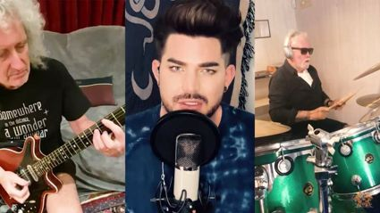 Queen Releases new version of 'We are the Champions' and it is music to our ears!