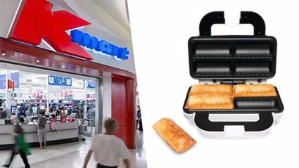 Shoppers are going crazy over this new sausage roll maker from Kmart